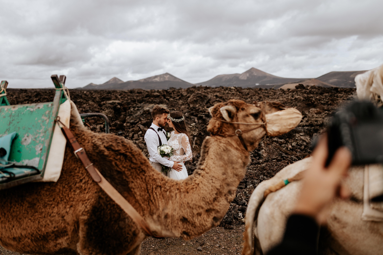 Fotógrafo de bodas Lanzarote